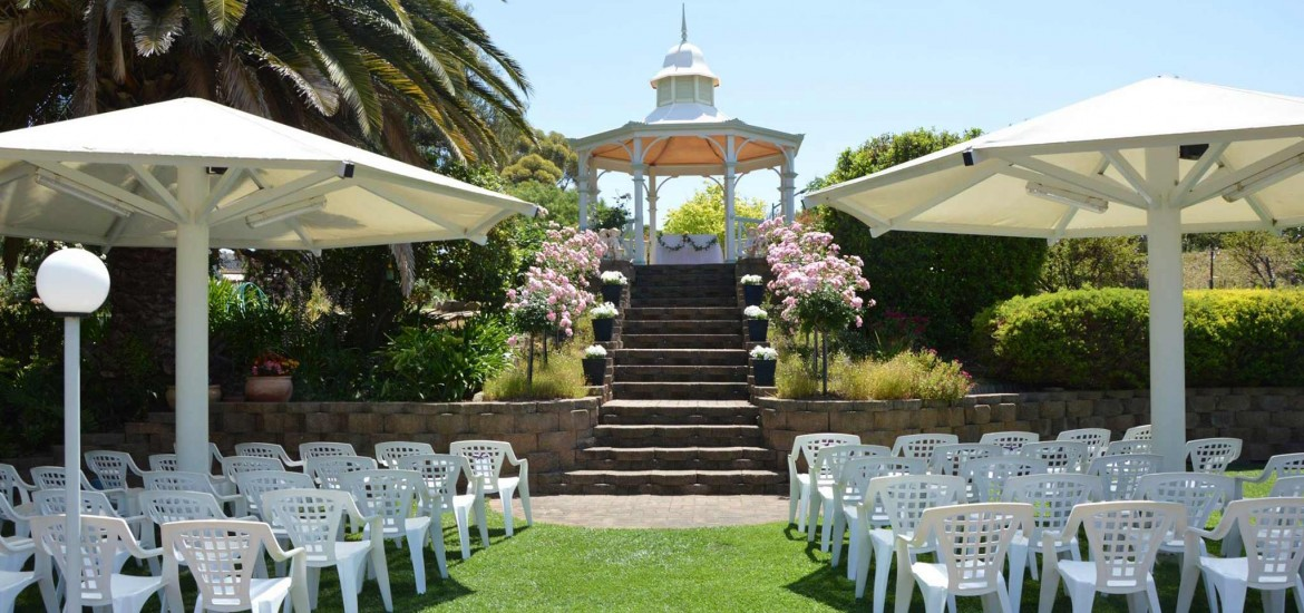 One of the best gardens for wedding in adelaide hills for Top wedding venues in the us